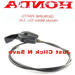 17850-VG3-D01 HONDA Walk Behind Lawn Mower THROTTLE CABLE LE