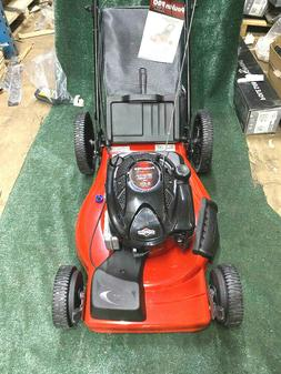 """Poulan Pro 22"""" Self-Propelled Mower POWERED By Briggs & Stra"""
