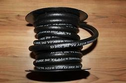 """25ft. Roll of 1/4"""" ID Fuel Line Small Engine Lawn Mower Trac"""