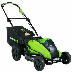 Greenworks 2501302 40V G-MAX Cordless Lithium-Ion 19 in. 3-i