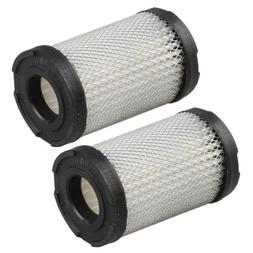 2pcs Air Filters For Craftsman 33342 63087A 35066 Fit Tecums