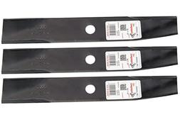 3 Rotary® Lawn Mower Blades Fit Toro® Wheel Horse 106077 1