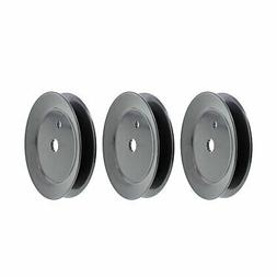8Ten 3 Pack of Pulleys for Craftsman Lawn Mowers/Tractors G8