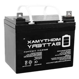 Mighty Max Battery 12V 35AH SLA Battery for John Deere Tract
