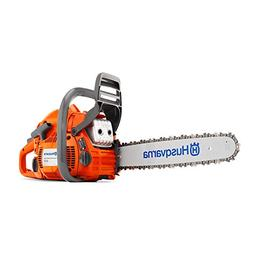 Husqvarna 450 Rancher, 18 in. 50.2cc 2-Cycle Gas Chainsaw