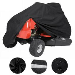 "55"" Deluxe Riding Lawn Mower Tractor Cover Waterproof Yard G"
