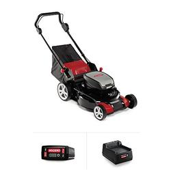 Oregon 591079 Lawn Mower, Cordless, Charger, Battery Powered