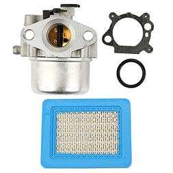 Anzac 799866 Carburetor 491588 Air Filter with Gasket & Ring