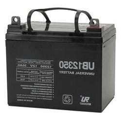 Universal Power Group 12V 35Ah Battery John Deere Lawn Garde