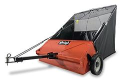 Agri-Fab 45-0521 42-inch Tow Lawn Sweepr, Orange and Black