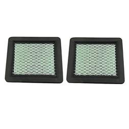 Buckbock 2Pack Air Filter for Honda Engine 17211-ZL8-023 Gc1