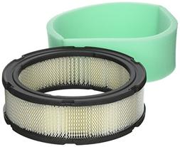 Air Filter Cartridge With Precleaner