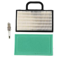 Harbot Air Filter Cartridge with Pre-Cleaner Spark Plug for
