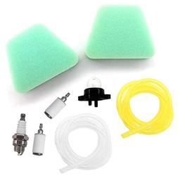 AISEN Air Filter Tune Up Kit for Poulan Pro 260 2150 2375 19