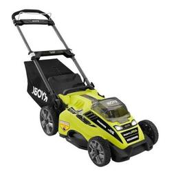 Ryobi 20 in. 40-Volt Brushless Lithium-Ion Cordless Electric