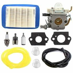 AISEN Carburetor AIR Filter Fuel LINE for C1M-K77 Echo PB403