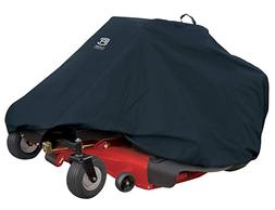 Classic Accessories Zero Turn Riding Lawn Mower Cover, Up to
