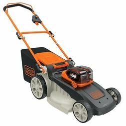 Black and Decker CM2060C 60-Volt 20-Inch MAX Lithium-Ion Pus
