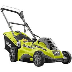 Ryobi 16 in. 13 Amp Corded Electric Walk Behind Push Mower