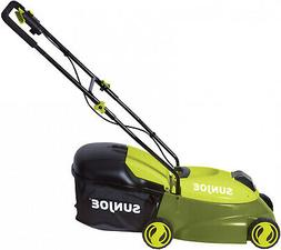 Cordless Lawn Mower 14-In Yard Grass Cutter Battery Powered