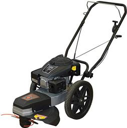 "22"" DHT Walk Behind Wheeled String Trimmer Mower - Dirty Han"