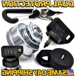 Starter Ignition Key Switch Replaces Hustler 045898 with Dua