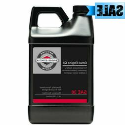 ENGINE OIL 48-OZ 4-CYCLE SMALL ENGINES SAE 30W CONVENTIONAL