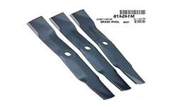 John Deere Original Equipment 3 Mower Blades #M145476