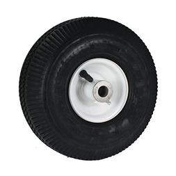 front wheel tire assembly