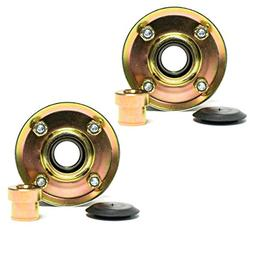 "2PK Genuine OEM Toro Pulley Assembly 131-4529 For 30"" Deck M"