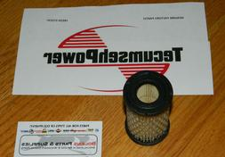 GENUINE Tecumseh air filter 35066 fits ECV Lawn Boy silver s