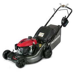 Honda HRN216VLA 21 in 170cc 3-in-1 Self Propelled Gas Lawn M