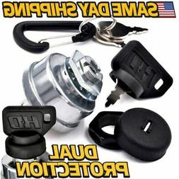 Starter Ignition Key Switch Replaces Scag 48798 with Dual Du