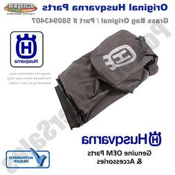 Husqvarna Lawn Mower Grass Bag HU700H/ 580943407, 580943404