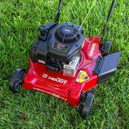 Hyper Tough 20 inch Side Discharge Push Mower with Briggs an