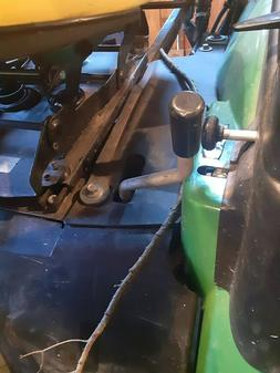 john deere 1025rparts and accessories