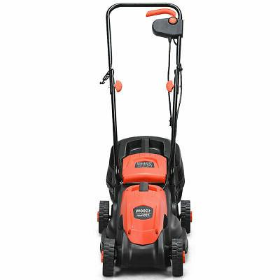 12 Amp Electric Push With Grass