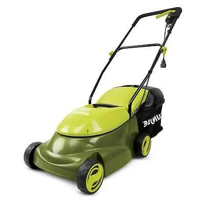 14-inch Electric Mower Yard Grass Cleaner 12 Corded