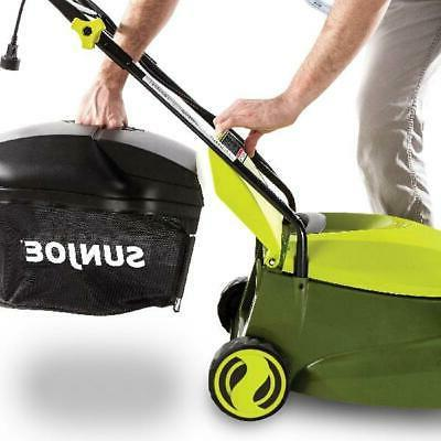 14-inch Electric Lawn Mower Yard Lawn Cleaner 12 Corded