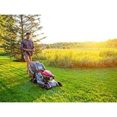 Honda 21 in Variable Speed Gas Self Propelled Lawn Mower Auto
