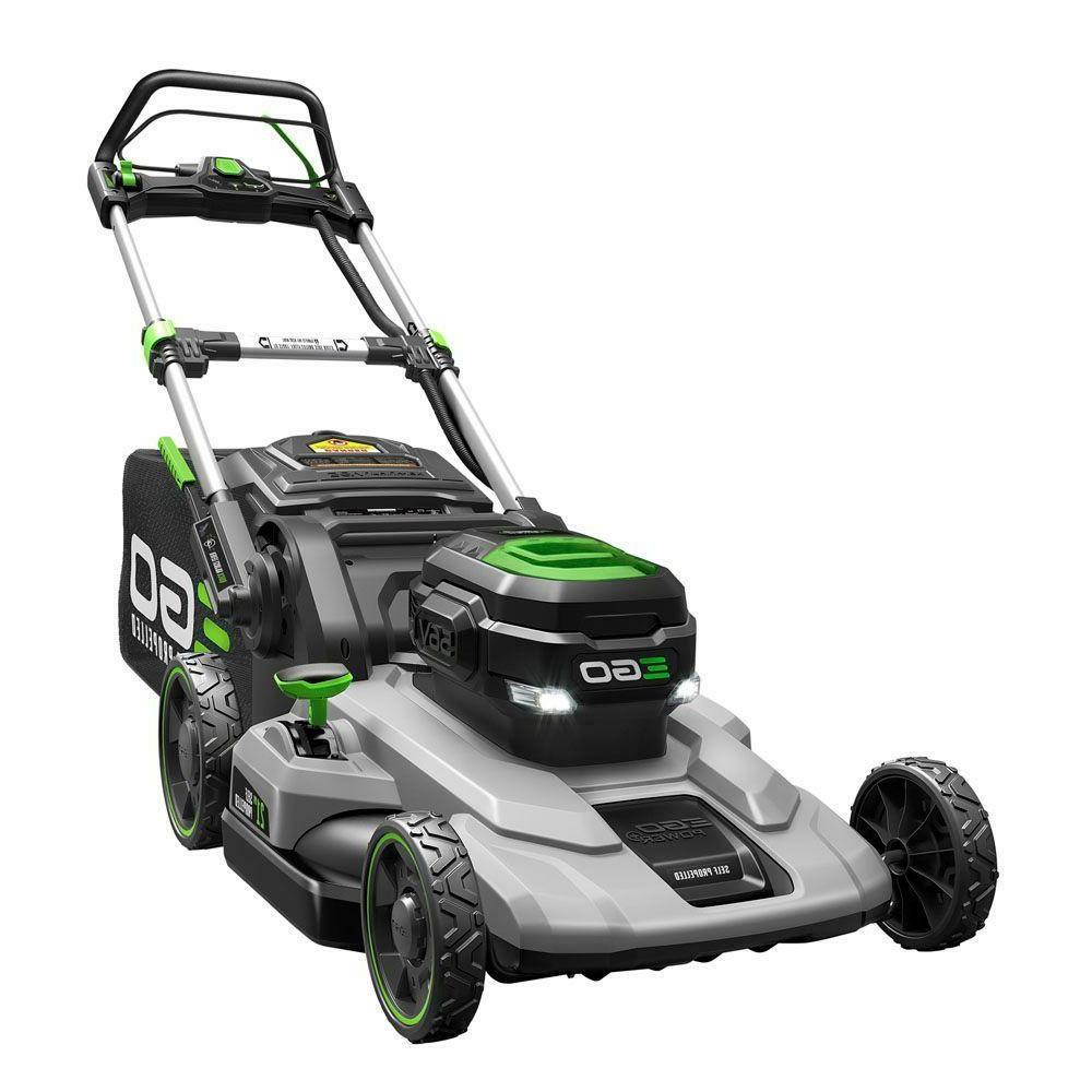 EGO Cordless Mower Battery Included