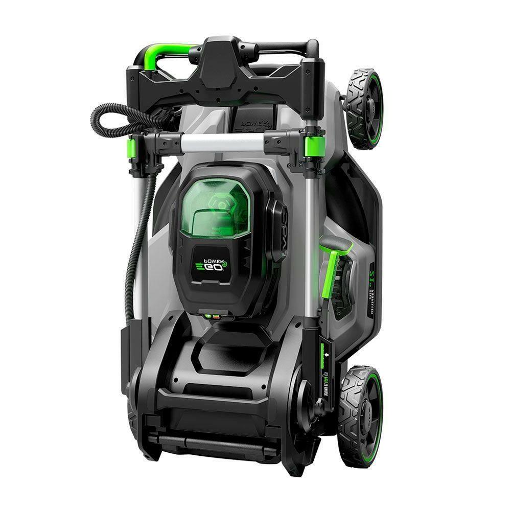 EGO 56-Volt Cordless Propelled Mower Included