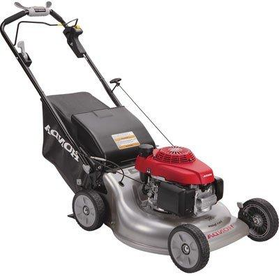 Honda Self Propelled Self Charging Lawn Mower