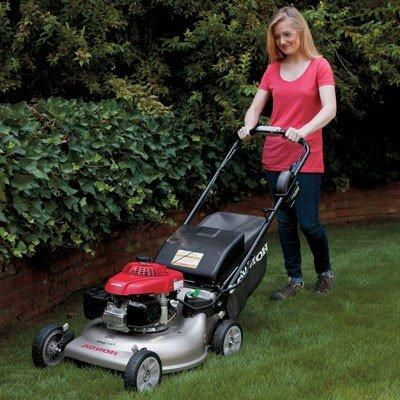 Honda 21''3-in-1 Self Lawn