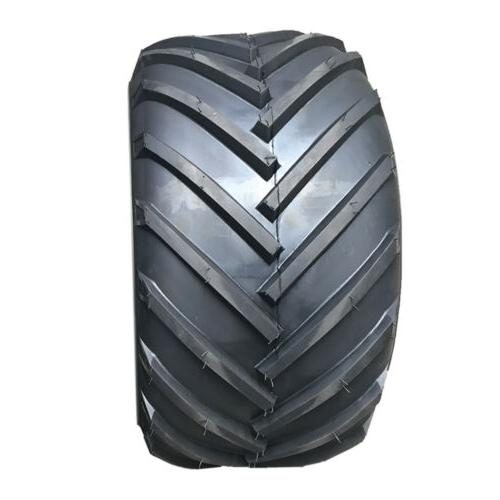 2pcs * 23X10.50-12 Garden Lawn 4PR Tires 0.62in