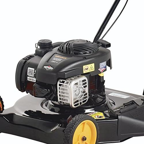 Poulan 125cc Gas in. Side Mower
