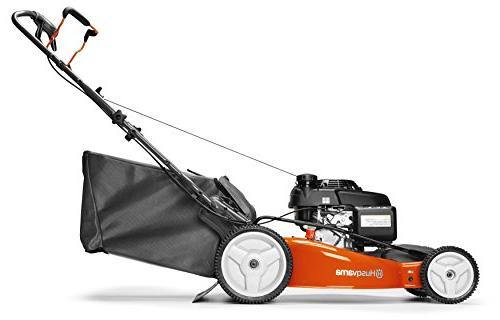 Husqvarna HU700H Honda 160cc 3-in-1 Rear Wheel Drive Mower 22-Inch Deck