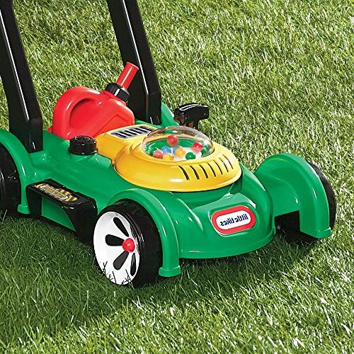 Little Gas 'n Go Mower