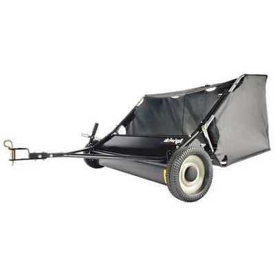 AGRI-FAB 45-0320 Tow Lawn Sweeper,42 In. Wide,12 Cu. Ft.