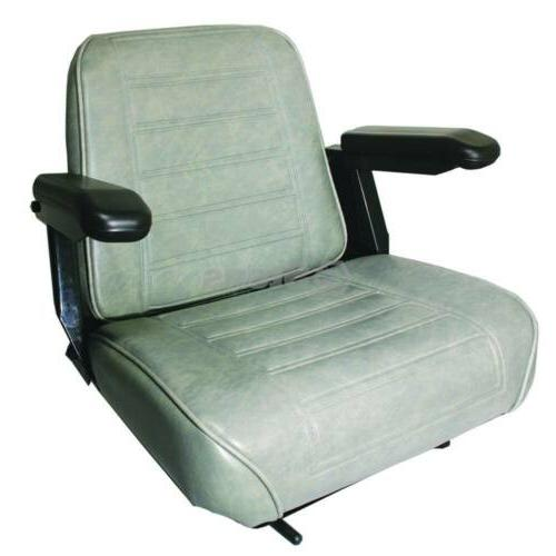 commercial mower seat